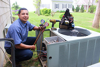 AC services long island NY