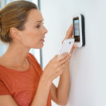 Configuring smart thermostat