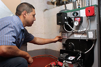 Heating equipment maintenance in the North Fork